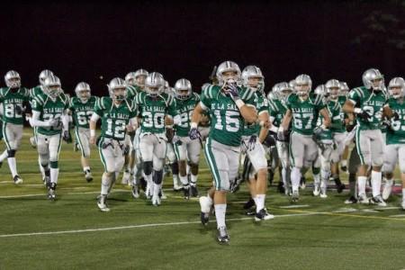 La salle high school football roster