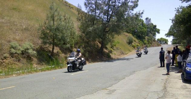 Amgen Bike Tour Road Closures