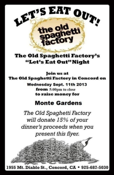 Coming Up Fundraiser For Monte Gardens Elementary School