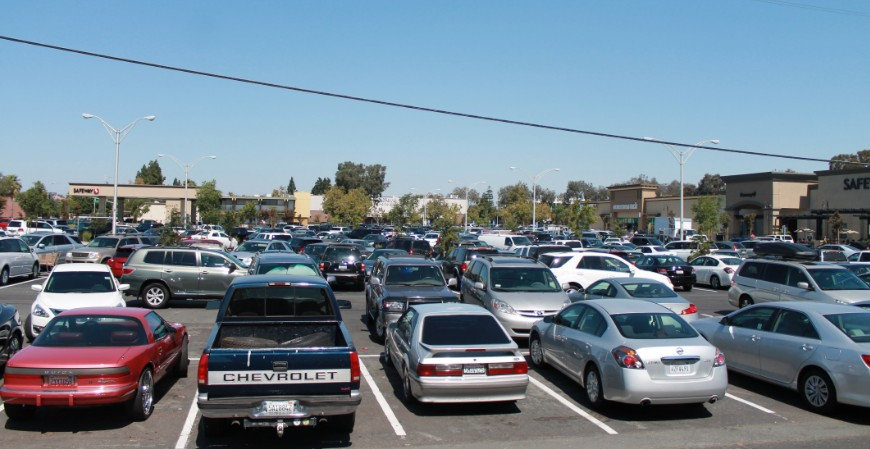 """Pleasant Hill: """"No Parking or Traffic Flow Issues Were Reported ..."""