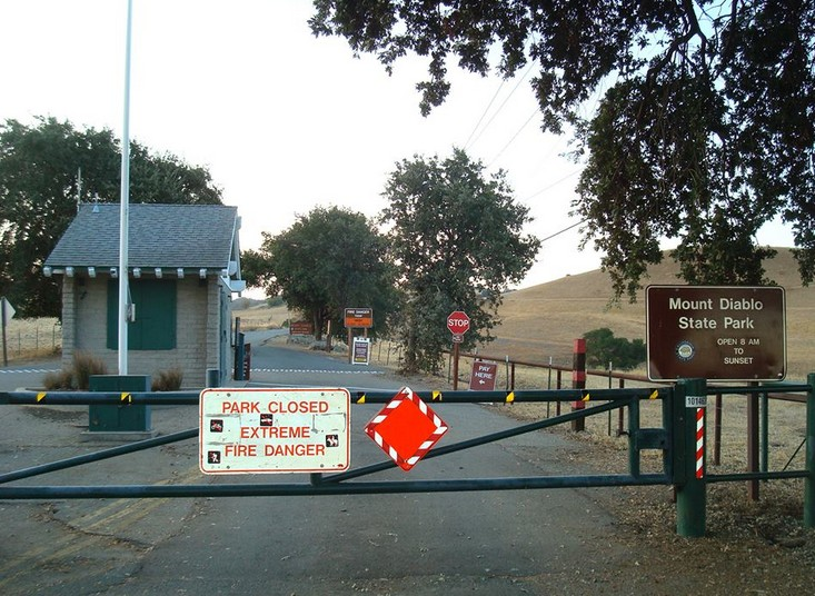 park_closed
