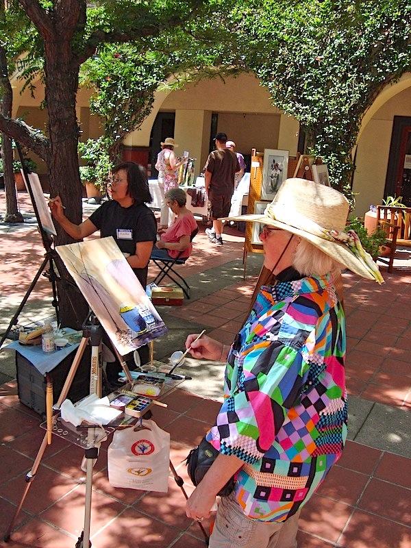 Carol Husslein artist