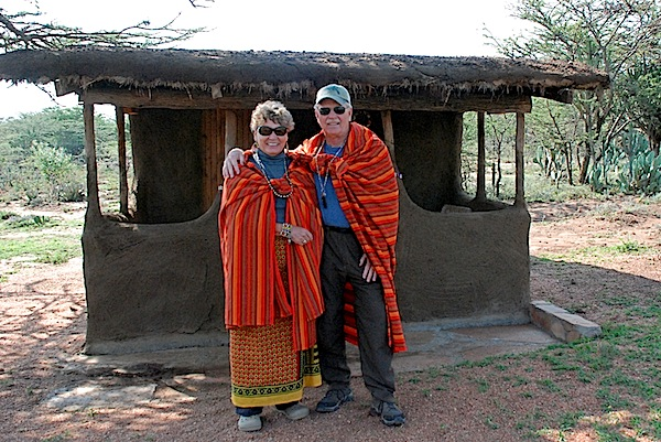Gayle & Bob Kenya