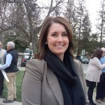 Walnut Creek Mayor Kristina Lawson