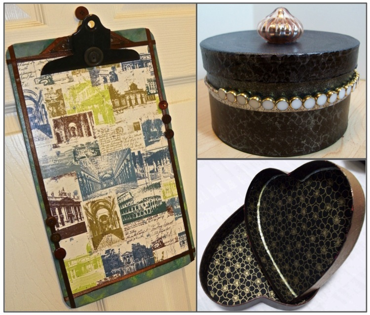 lisa fulmer upcycled crafts