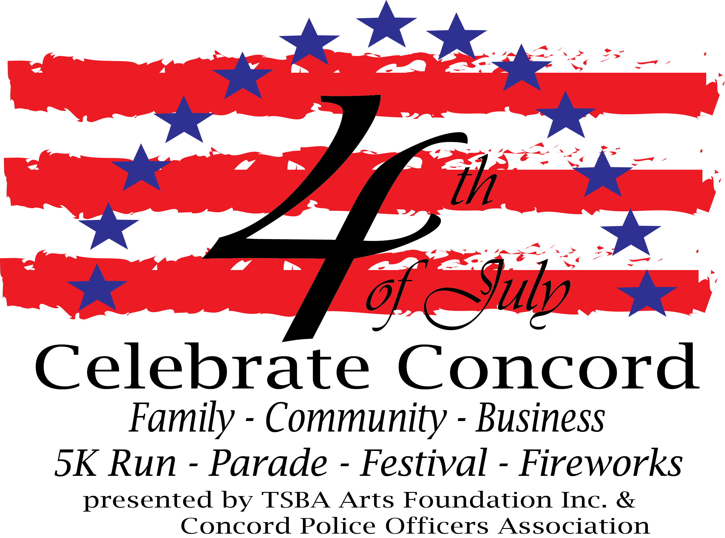 2014 4th of July Logo