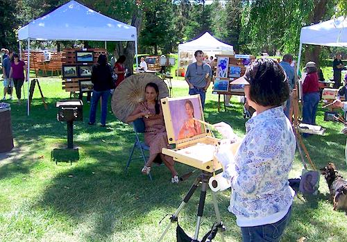 festival painter