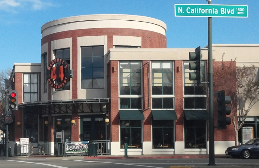 Walnut Creek Giants Themed Mccoveys Restaurant Moving To San