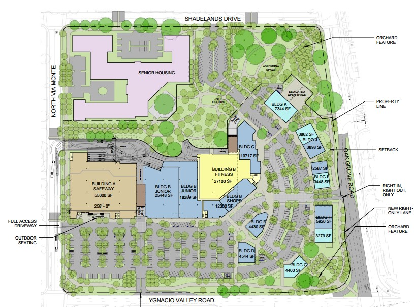 UPDATE: Big Changes Coming to Park Shadelands in Walnut Creek – New ...