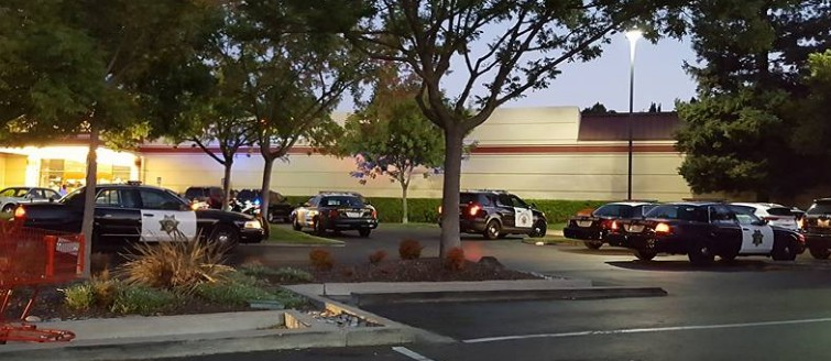 Concord Police Have Evacuated Ashley Furniture On Concord Ave. While They  Search For A Suspect Who Fled From A Vehicle After A Pursuit.