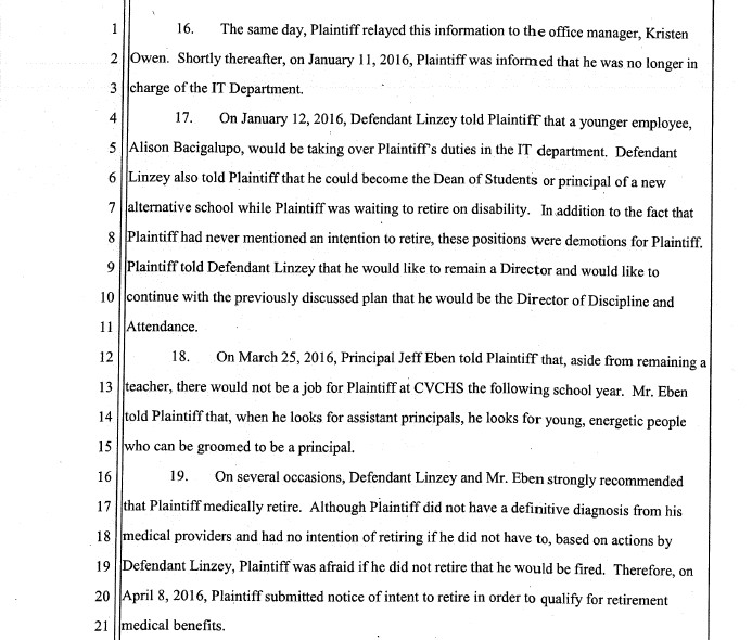thesis lawsuit Of criminal charges for posting another scientist's thesis online two years later, he was notified that the author of the thesis was suing him.