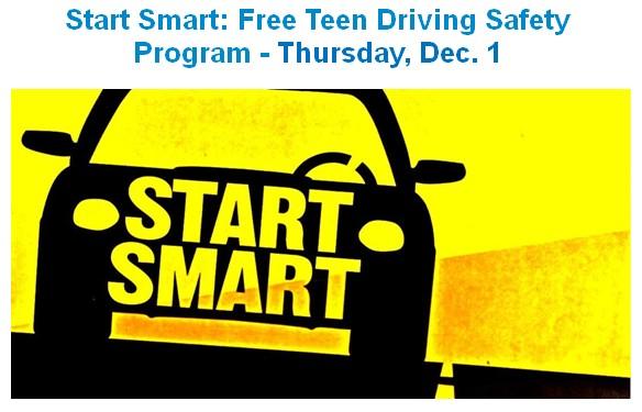 Free Teen Driving Class 91