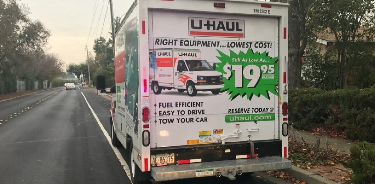 graphic relating to Uhaul Printable Coupons called U haul weekend discounts - Proderma gentle coupon code