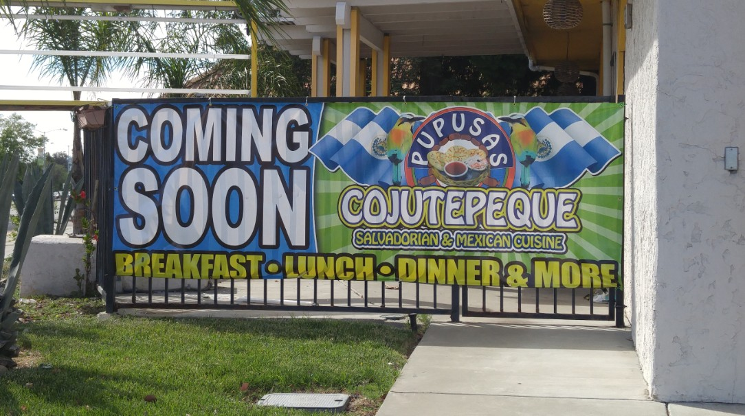 Salvadorian Mexican Cuisine Restaurant Opening On Clayton Rd In