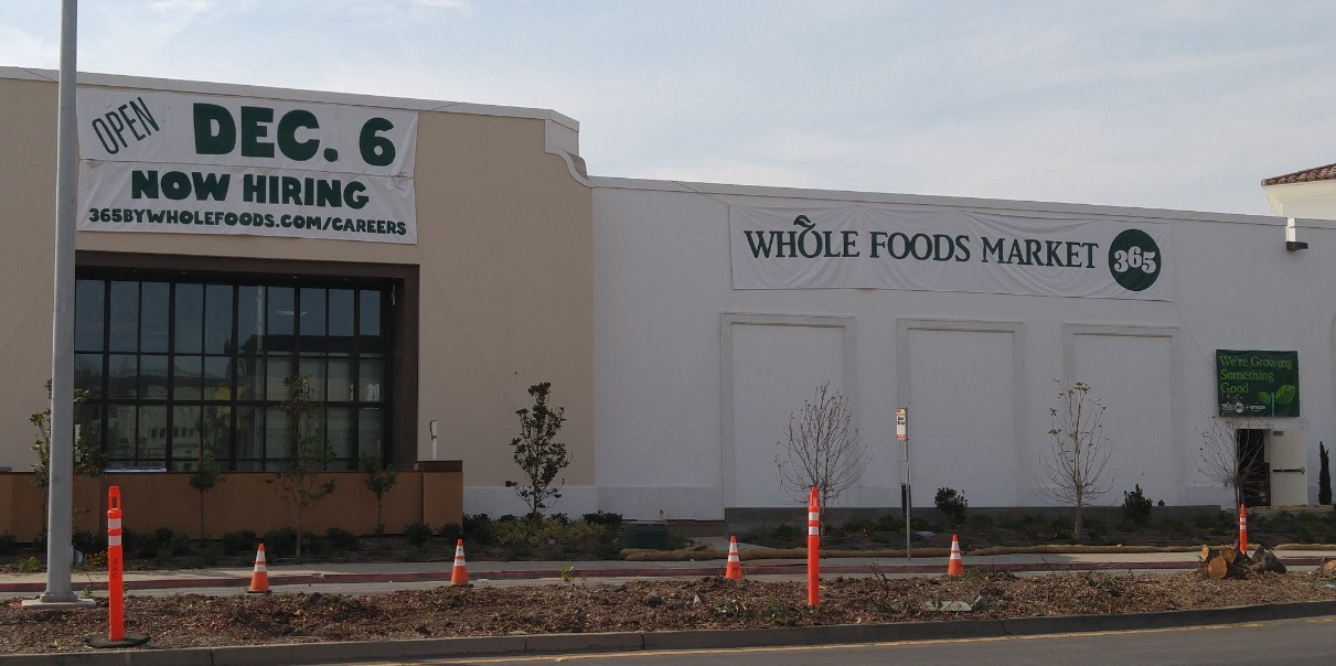 Pay For Whole Foods Employees