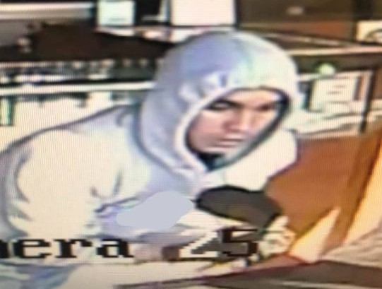 Pleasant hill police release surveillance photo from armed for Pleasant hill coin and jewelry